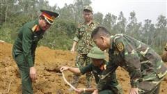 Hà Tĩnh hủy nổ an toàn 2 quả bom sót lại sau chiến tranh