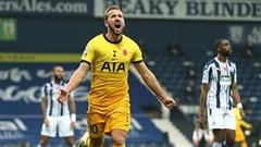 Thắng West Brom 1-0, Tottenham lần đầu lên ngôi đầu bảng