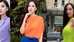 Mai Phương Thúy xứng danh nữ hoàng color block của showbiz Việt