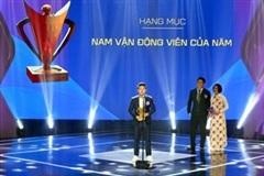 Giải 'Oscar của Thể thao Việt' lùi thời điểm tổ chức vì COVID-19