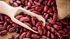 Đậu đỏ giúp ổn định huyết áp, bảo vệ tim mạch