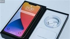 Mở hộp iPhone 12 Pro Max vừa về Việt Nam