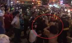 Phạt 7 triệu đồng, giam bằng 23 tháng thanh niên say xỉn, chống đối CSGT