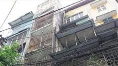 Nhiều thủ tục đang 'trói' cải tạo chung cư cũ