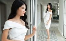 Con gái Trương Ngọc Ánh 'bùng nổ' visual trong bộ ảnh sương sương, mới 12 tuổi đã sở hữu đôi chân dài miên man