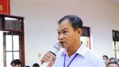 Cử tri huyện Thạch Thất đề nghị tăng mức hỗ trợ thực hiện hỏa táng