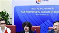 Cuộc họp đặc biệt của Uỷ ban liên Chính phủ ASEAN về nhân quyền