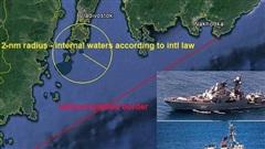 Chiến hạm Mỹ vào lãnh hải Nga: Đã quên bài học 1988?