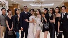 MC Thu Hoài tổ chức tiệc mời cưới như giải golf hội tụ dàn mỹ nhân đình đám
