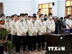 Gia Lai: Chủ mưu sới bạc Hùng 'sida' và 104 đồng phạm lĩnh án