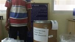 Mở rộng điều tra vụ vận chuyển, tàng trữhơn 30kg ma túy tổng hợp từ Campuchia vào Việt Nam