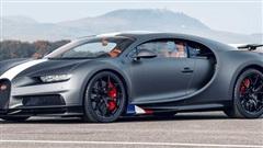 Ra mắt Bugatti Chiron Sport bản đặc biệt cho đại gia thích lái máy bay: Chưa thuế mà cũng đã 3,4 triệu USD