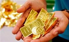 Giá vàng tăng trở lại, sắp chạm mốc 55 triệu đồng/lượng