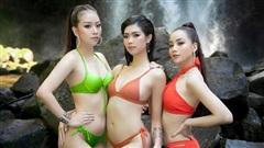 Ảnh bikini Top 30 Miss Tourism Vietnam 2020 trước vòng chung kết