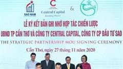 UBND TP. Cần Thơ ký kết hợp tác chiến lược với nhà đầu tư