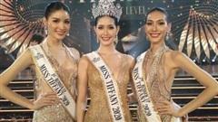 Nhan sắc Hoa hậu Chuyển giới Thái Lan 2020 đẹp xuất sắc
