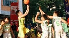 Giải bóng rổ học sinh tiểu học Hà Nội - Cúp Nestlé Milo 2020