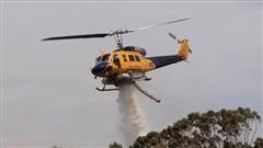 Cháy rừng lan rộng tại Australia do nắng nóng