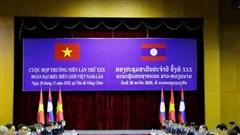 Cuộc họp thường niên lần thứ 30 giữa hai Đoàn đại biểu biên giới Việt Nam và Lào