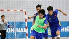 ĐT Futsal Việt Nam hội quân, hướng tới VCK châu Á 2020