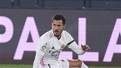 Hazard thất bại ở Real, vì đâu nên nỗi?
