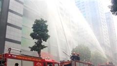 Công tác phòng cháy, chữa cháy tại các chung cư: Vẫn còn chủ quan