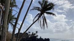 Đảo An Bình những ngày sau bão
