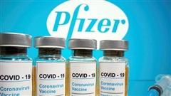Anh chính thức phê duyệt vắc xin COVID-19 của Pfizer