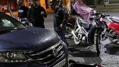 Vụ xe ô tô húc xe máy chở sản phụ, phạt nữ tài xế 46 triệu đồng