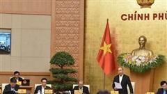 Thủ tướng Nguyễn Xuân Phúc: Phấn đấu đạt mức tăng trưởng 3%