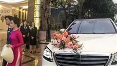 Công Phượng tự lái xế hộp 7,4 tỷ đồng đến đón cô dâu Viên Minh