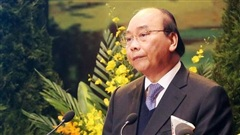 Thủ tướng Nguyễn Xuân Phúc: 'Khát vọng về một Việt Nam hùng cường vào năm 2045'