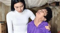 Tân hoa hậu Đỗ Thị Hà lên tiếng khi bị chê đi từ thiện kiểu làm màu