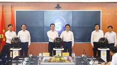Bộ TT&TT ra mắt nền tảng phát triển Chính phủ số