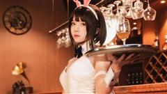 Bốc cháy ngày hè với bộ ảnh nóng bỏng về nàng thỏ Katou Megumi