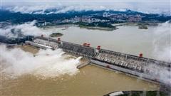 Nước dâng đáng sợ tại đập Tam Hiệp, Trung Quốc cấp báo 'Hồng thủy Số 1' trên Trường Giang