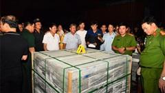 Việt Nam bắt cựu cảnh sát Hàn Quốc vận chuyển 40kg ma túy đá