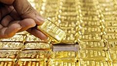 Tăng hơn 1 triệu đồng/lượng trong vài tiếng, giá vàng vượt mốc 56 triệu đồng/lượng