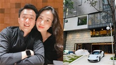 Rầm rộ clip trong biệt thự Sài Gòn của Cường Đô La - Đàm Thu Trang: Đồ hiệu chất như showroom, góc phòng ngủ gây chú ý