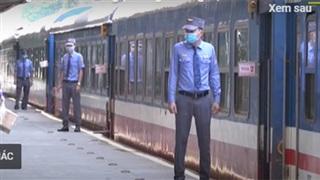 Đường sắt sẵn sàng phòng chống dịch Covid-19 trong mọi tình huống
