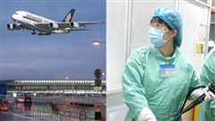 Nữ hành khách Hà Nội dương tính Covid-19 tại sân bay Nhật Bản là bác sĩ tai-mũi-họng Bệnh viện Quân y 103