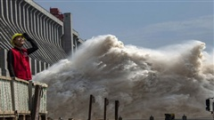 Đập Tam Hiệp có thể sắp đón đợt lũ nghiêm trọng nhất trong gần 20 năm