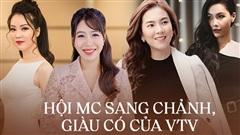 Đọ độ giàu có của dàn MC nữ VTV: Mai Ngọc sở hữu cả BST đồ hiệu, Thụy Vân - Diệp Chi cũng chẳng kém