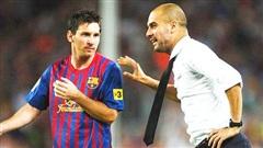 Pep Guardiola lần đầu lên tiếng về Messi sau cuộc khủng hoảng tại Barcelona