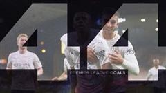 Gabriel Jesus đặt cột mốc lịch sử cho 1 vòng đấu Ngoại hạng Anh