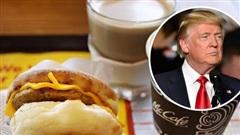 Món ăn yêu thích của gia đình Tổng thống Trump khiến ai cũng tò mò, cuối cùng cũng đã được tiết lộ