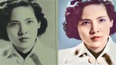 Bức ảnh Hoa khôi trường Dược 1955, giai nhân Hà thành nức tiếng một thời được phục chế lại khiến người xem mê mẩn