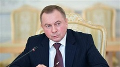 Ngoại trưởng Belarus tiết lộ gì về tình hình đất nước?
