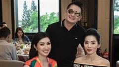 Lệ Quyên xuất hiện cực sang chảnh, khoe body gầy guộc bên bạn thân Nguyễn Hồng Nhung