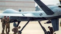 Máy bay không người lái 'sát thủ' của Mỹ sẵn sàng đến biển Đông